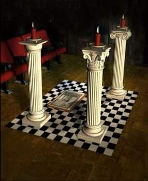masonería – las tres luces
